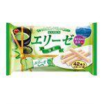 Bourbon - 北日本 愛麗絲捲心酥-抹茶-151.2g