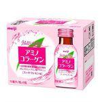 Meiji - 膠原蛋白飲(檸檬口味)-75mlx6瓶