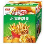 MyHuo Recommended Snacks - 卡迪那 95℃薯條海苔-18公克 × 5包