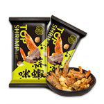 MyHuo Recommended Snacks - TOPDRY 頂級乾燥- 蒜蝦咪-25g