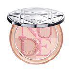 Dior - 【限量】輕透光礦物蜜粉餅-002-10g