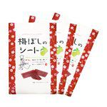 Japanese snacks - 【隨手包】iFACTORY 好好吃梅片-14gX3