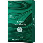 JAYJUN - 水光三步驟面膜(綠色)- 保濕排毒-10枚