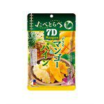 異國零食 - 7D菲律賓芒果鳳梨乾-1包