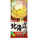 Japanese snacks - 丸太北海道札幌味噌拉麵-216g