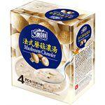 3點1刻 - 法式蘑菇濃湯-4包/盒