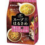 Japanese snacks - 綜合速食冬粉- 雞湯 豚骨醬油-6包入
