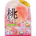 Japanese snacks - 扇雀飴白桃點心風味糖-81g