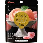 KANRO - PURE白桃軟糖- 汽水可樂風味-63g