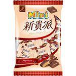 77 - 77 新貴派 mini新貴派巧克力-花生-294g