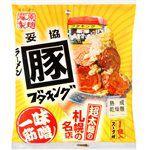Japanese snacks - 藤原製麵 札幌豬肉味噌拉麵-128g