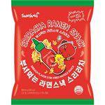 MyHuo Recommended Snacks - 韓國 泰式是拉差甜辣醬點心麵-84gx3入