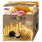 MyHuo Recommended Snacks - 卡迪那95℃松露風味薯條-18gx5包