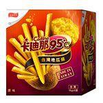 MyHuo Recommended Snacks - 卡迪那95℃地瓜條-18gx5包
