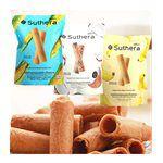 MyHuo Recommended Snacks - Suthera泰式椰子脆捲餅- 香蕉-70g