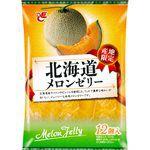 Japanese snacks - 日本ACE北海道哈密瓜果凍-180g