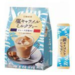 Japanese snacks - 日東紅茶 鹽焦糖奶茶-92g