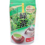 Japanese snacks - 袋布向綠茶-100g
