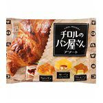 Japanese snacks - 松尾 綜合麵包風味巧克力-48g