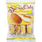 Japanese snacks - 幸福堂香蕉蛋糕-190g