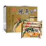 異國零食 - A1鮑魚麵-盒裝-3入