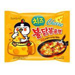 MyHuo Recommended Snacks - 火辣雞肉起司風味鐵板炒麵-700g