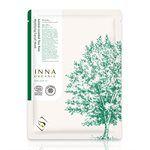 Inna Organic - 升級版檸檬茶樹平衡控油隱形面膜-1片