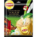 MyHuo Recommended Snacks - 立頓奶茶粉-絕品醇東方茉香奶綠-19gx16入