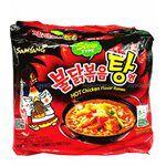 MyHuo Recommended Snacks - Samyang三養 火辣雞肉風味湯麵-5包/袋