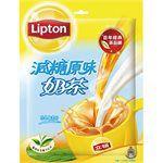立頓 - 奶茶粉- 減糖奶茶-20包