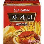 calbee - 韓國海太薯條- 螃蟹味-90g
