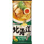 Japanese snacks - 丸太 北海道旭川醬油拉麵-212g