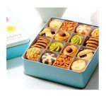 MyHuo Recommended Snacks - 金格食品 香榭午茶綜合小餅禮盒-1盒