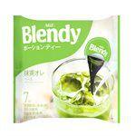 Japanese snacks - AGF Blendy咖啡球- 抹茶-140g