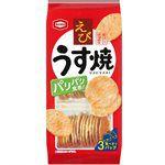 Japanese snacks - 亀田製菓蝦味仙貝-80g