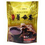 GINO - 黑糖薑母茶隨身包-20公克X20包
