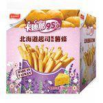 聯華食品 - 卡迪那95℃北海道起司風味薯條-18gx5包