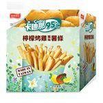 MyHuo Recommended Snacks - 卡迪那95℃檸檬烤雞風味薯條-18gx5包