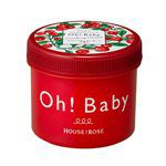House Of Rose - 親愛寶貝去角質美體霜- 蔓越莓-350g