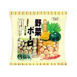 日本零食館 - 西村雙味野菜蛋酥-6入