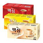 MyHuo Recommended Snacks - 韓國 Maxim 咖啡- 摩卡咖啡-12gx20入