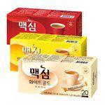 MyHuo Recommended Snacks - 韓國 Maxim- 原味咖啡-12gx20入