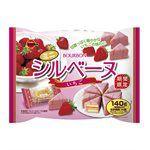 Bourbon - 草莓三角蛋糕-134.4g