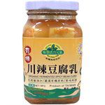 MyHuo Recommended Snacks - 味榮有機川辣豆腐乳-300g