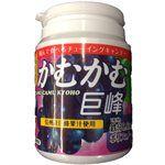 Japanese snacks - 咖姆咖姆葡萄味糖罐-120g