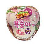 LOTTE - 水蜜桃風味軟糖-50g
