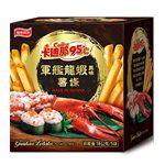 聯華食品 - 卡迪那95℃軍艦龍蝦風味薯條-18gx5包