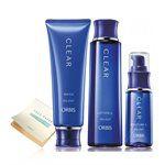 ORBIS - 【母親節】淨肌3步驟瓶裝組- 清爽型-1組