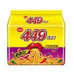 MyHuo Recommended Snacks - 449乾麵舖- 爆香三杯風味-5包