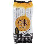 Japanese snacks - 黑芝麻米果-205g